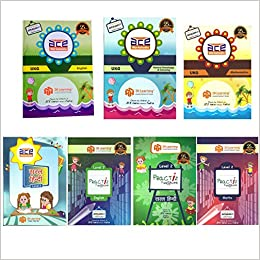 Buy UKG Kids (4-6 Years) All-in-One 558 Pages ACE Early Learning ...