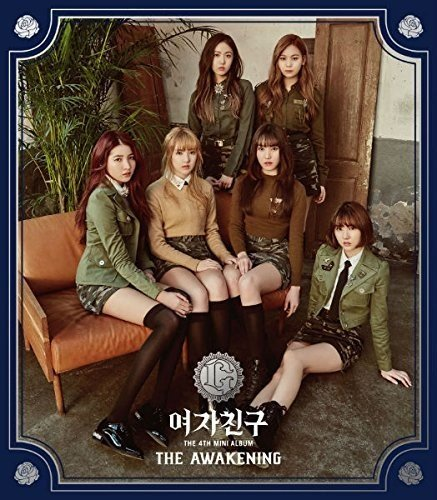 CD : Gfriend - Awakening (Military Ver) (Asia - Import)
