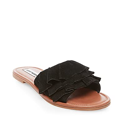 Getdown Flat Sandal Steve Madden Women's PkX8On0w