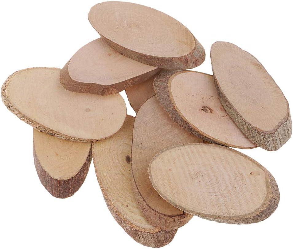 50 Stück Fahrzeug Holzscheiben Holzformen DIY Handwerk Verzierungen Hochzeit