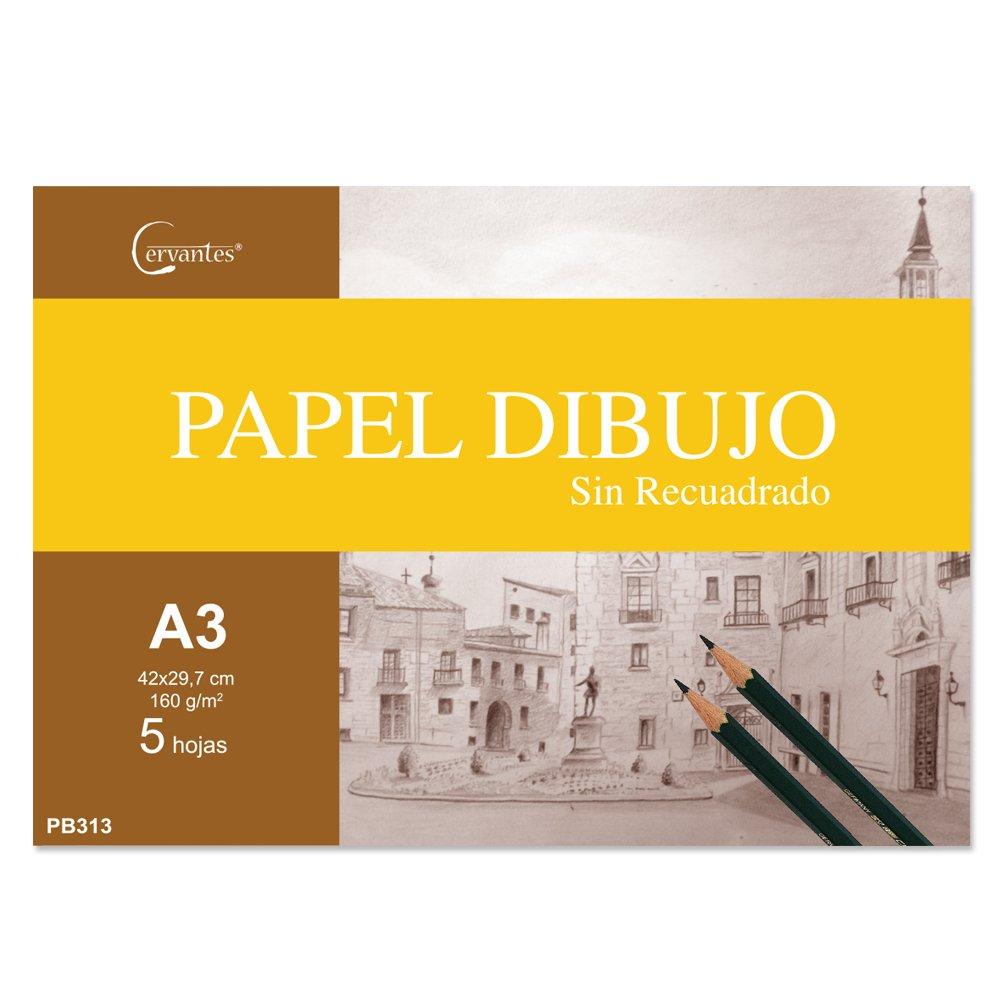 Cervantes PB313–Drawing Paper A3