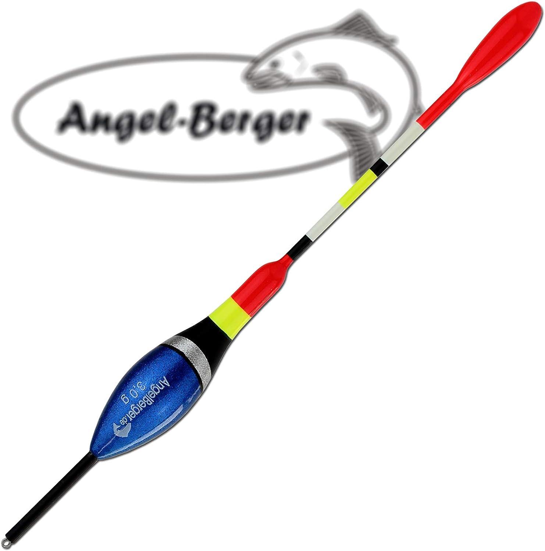 Angel-Berger Balsaholz Allround Pose 4 Float Angelpose Laufpose