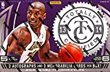 2013/14 Panini Totally Certified Basketball Hobby Box - Panini Certified - Basketball Wax Packs