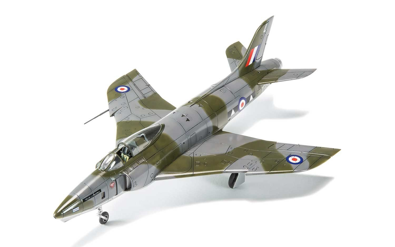 Airfix Kit Serie 4 Modellino Aereo Aircraft Supermarine Swift F.R. Mk5 A04003