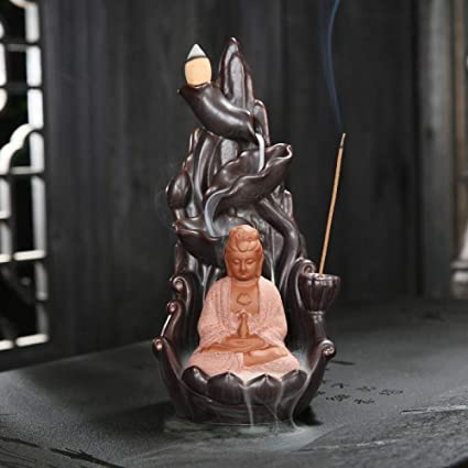 家庭用アロマディフューザー リフロー炉白檀香香炉アンティークスタイル (Color : Style03)