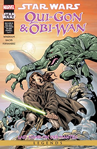 (Star Wars: Qui-Gon & Obi-Wan - Last Stand On Ord Mantell (2000-2001) #3 (of 3))