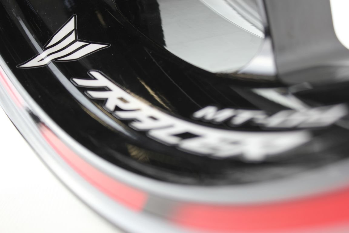 Bandas Adhesivas SpecialGP Moto Yamaha MT-09 Tracer Rojo
