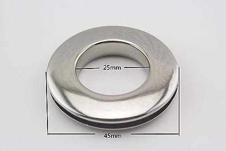 Ojales y arandelas/arandelas de aleación de zinc para ropa ...