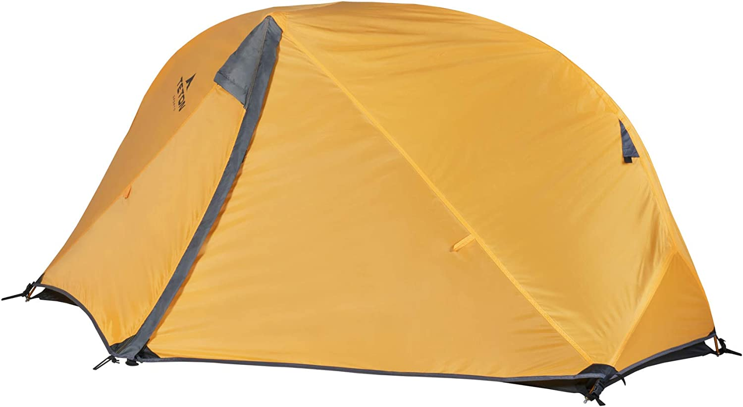 TETON Sports Mountain Ultra Tent 1-4 Person Backpacking Dome Tent Great for Camping Waterproof Tent with Footprint Included