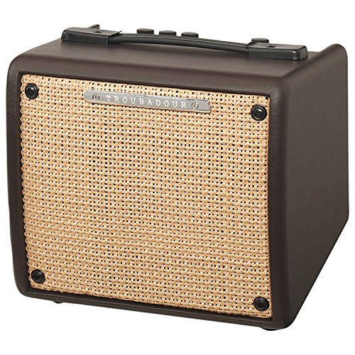 Ibanez T15II Troubadour II Acoustic Guitar Combo Amplifier Brown - 15 Watt by Ibanez