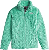 The North Face Laurel Fleece Full Zip Girls' Ice Green X-Large
