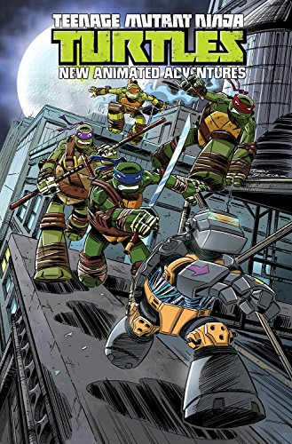 Teenage Mutant Ninja Turtles: New Animated Adventures Volume 3 (TMNT New Animated Adventures) Kenny Byerly