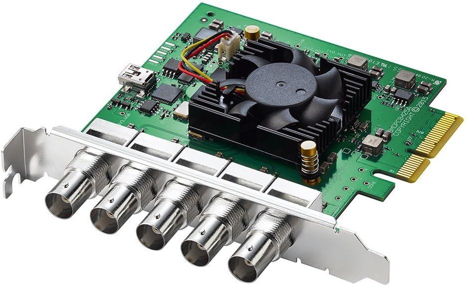 Blackmagic Design DeckLink Duo 2 4ch SDI Playback and Capture Card BMD-BDLKDUO2: Electronics