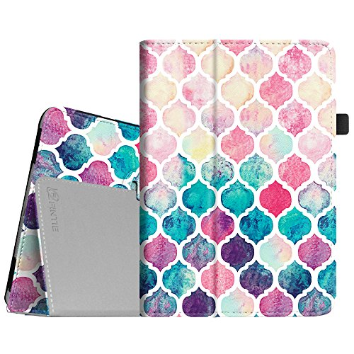 Fintie iPad mini 1/2/3 Case - Folio Slim Fit Stand Case with