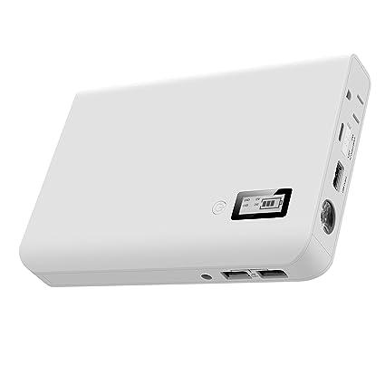 Amazon.com: Fleck Ultra Alta Capacidad 24000mAh 3.1A 1 ...