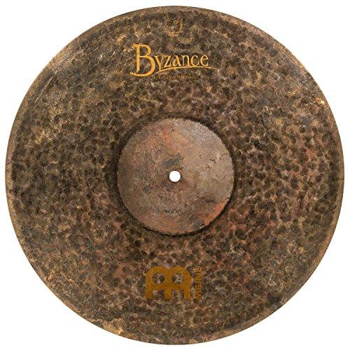 - Meinl Cymbals B16EDTC Byzance 16-Inch Extra Dry Thin Crash Cymbal (VIDEO)