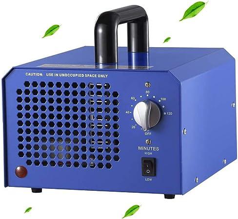Sawera Home Generador De Ozono Industriales Purificador De Aire Ozono Purificador De Aire 90㎡ para Interiores, hogar, Oficina y embarcación, 220-240V / 50-60 Hz: Amazon.es: Hogar