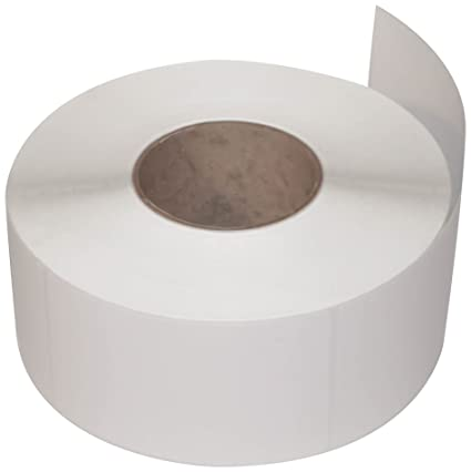 3-Inch x 2 Inch 700 per Roll 1 Roll Direct Thermal Label Rolls White Perm Adhesive Roll Perf Between Labels