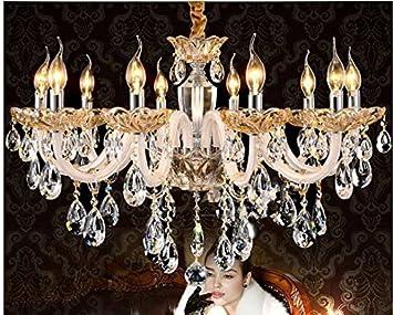 Led Kronleuchter Günstig ~ Gowe lustres led kristall kronleuchter lampadario luxus