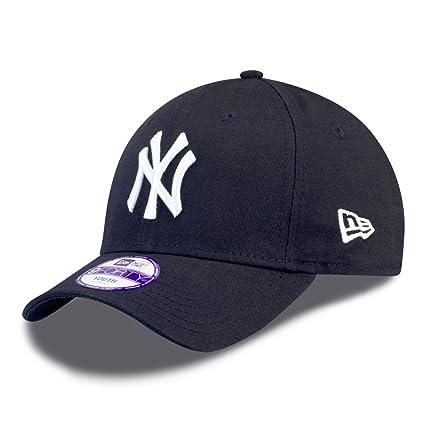New Era 9forty Strapback Niños Gente joven Gorra MLB New York Yankees varios colores - Azul