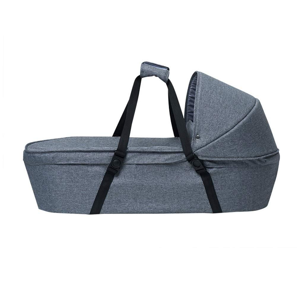 ベビーベッド旅行ベビーベッドベビーベッドクレードルベッドポータブル取り外し可能なオーニング洗える3スタイル   B07RY7Y51R