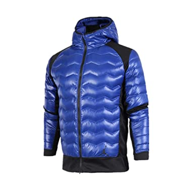 67c0e542b6ce Image Unavailable. Image not available for. Color  Nike M Jordan Performance  Hybrid Down Jacket ...