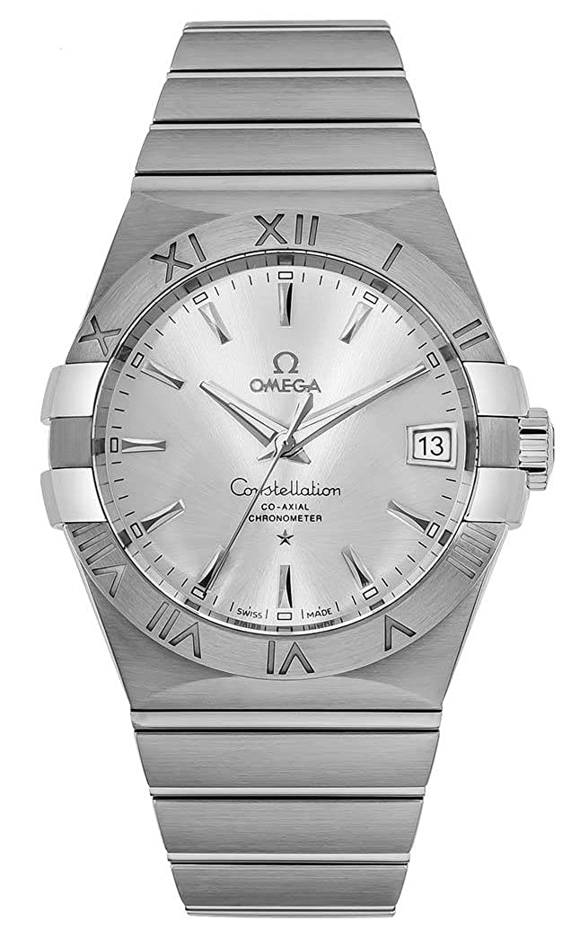 71c2d1e84781 Amazon.com  Omega Constellation Mens Watch 123.10.38.21.02.001  Omega   Watches