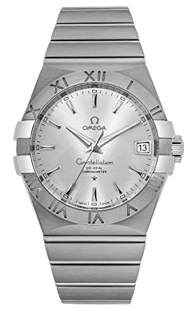 8a05e7d68ccc Image Unavailable. Image not available for. Color  Omega Constellation Mens  ...