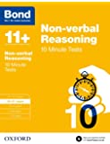 Bond 11+: Non-verbal Reasoning: 10 Minute Tests: 10-11+ years