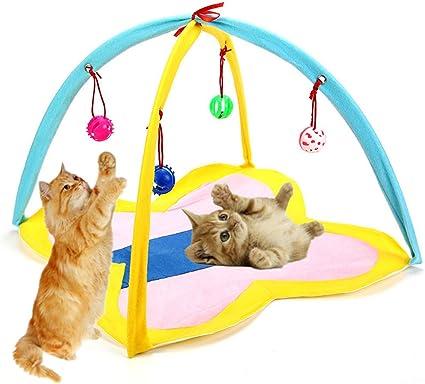 HEELPPO Juguetes para Gatos Tienda Hamaca Cama de Gato ...