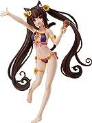 ネコぱら ショコラ 水着Ver. 1/12スケール PVC製 塗装済み組み立て品フィギュア