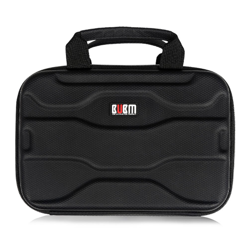 """BUBM Electronic Organizer, Hard Shell Travel Gadget Case with Handle for Cables, USB Drives, Power Bank and More, Fits for iPad Pro 10.5"""", Large by BUBM (Image #9)"""