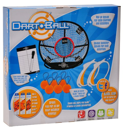Review Djubi Dart Ball