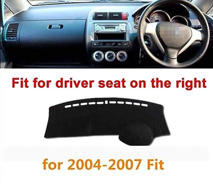 RHD cubierta para salpicadero alfombrilla antideslizante para coche