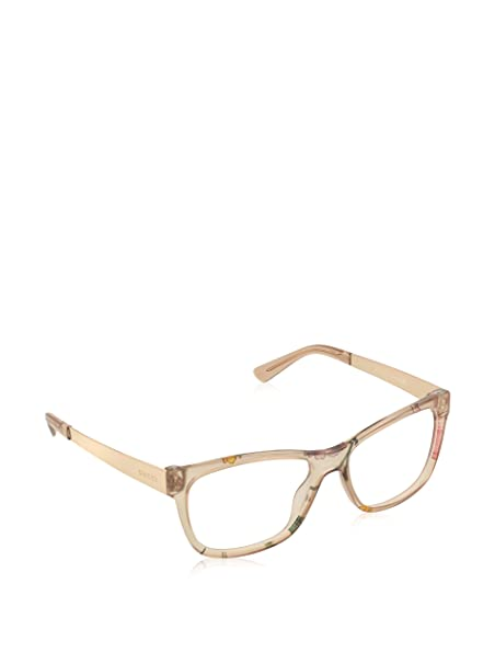 08d8f5d730 Gucci eyeglasses GG 3741 2FX Acetate Beige - Rose gold  Amazon.ca  Clothing    Accessories