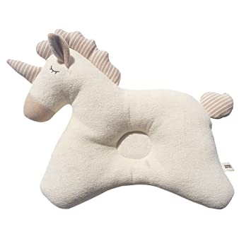 100 organic cotton baby prevent flat head horse style pillow - Horses Head Pillow