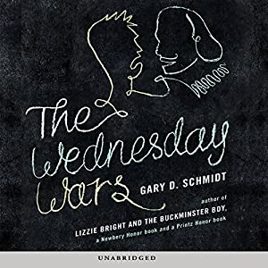 The Wednesday Wars Audiobook