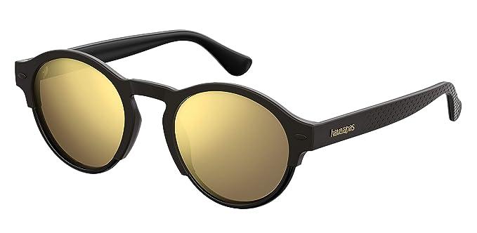 Havaianas Caraiva Gafas de sol, Multicolor (Black), 51 ...
