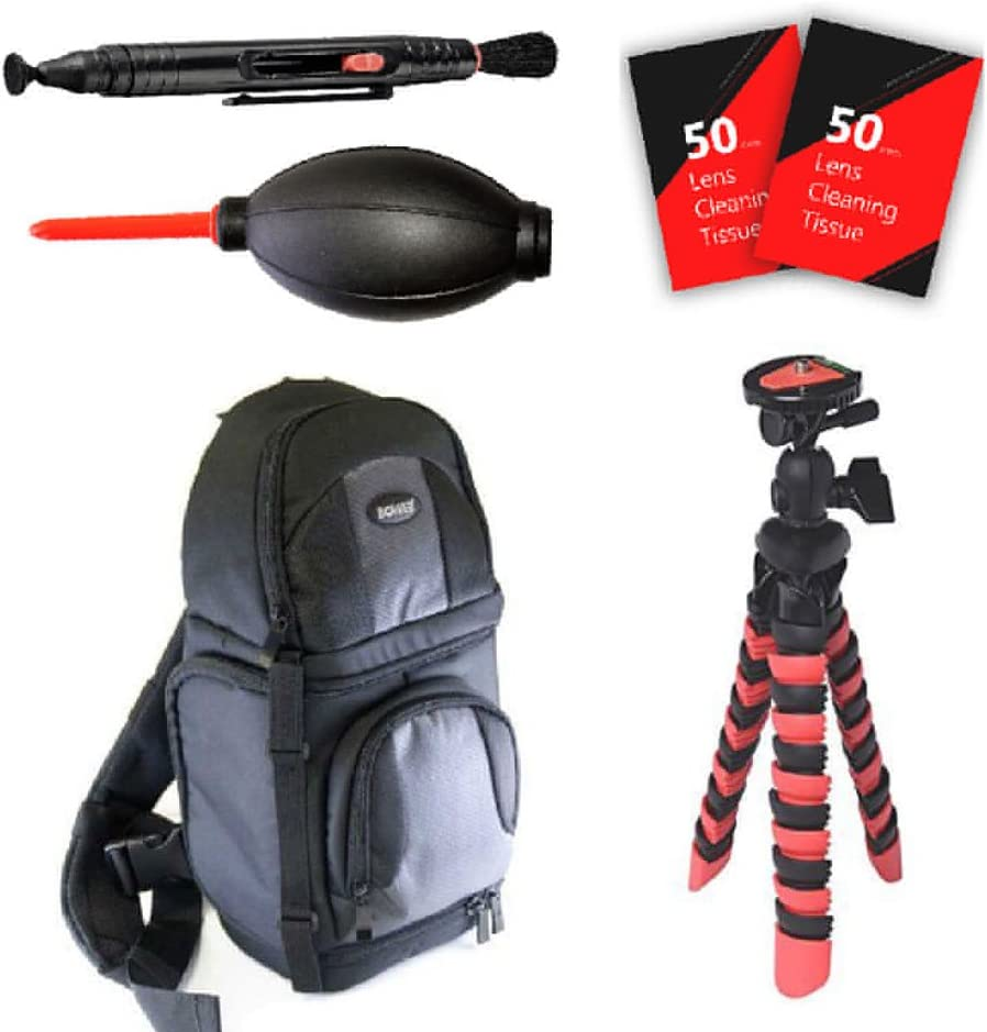 Tripod Backpack and More for Pentax K70 K1 KP and All Pentax Digital SLR Cameras