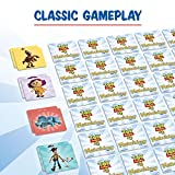 Wonder Forge Disney Pixar Toy Story 4 Matching Game For Girls & Boys Age 3 to 5 - A Fun and Fast Disney Memory Game