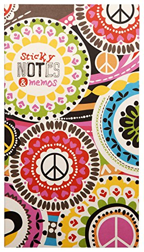 - C.R. Gibson Sticky Note Pad Set, Love Your Selfie (SN1-14324)