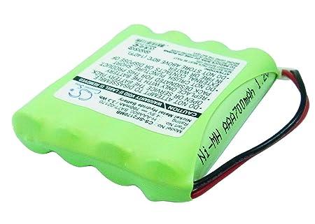 Batterie Ni-MH pour Lindam Baby Talk ld78r PHILIPS sbc-468//91 486//91 eb4870 eb4870