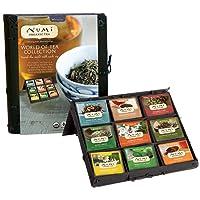 Numi Organic Tea World of Tea Variety Gift Set, 45 Black, Green, Mate & Herbal Tea...