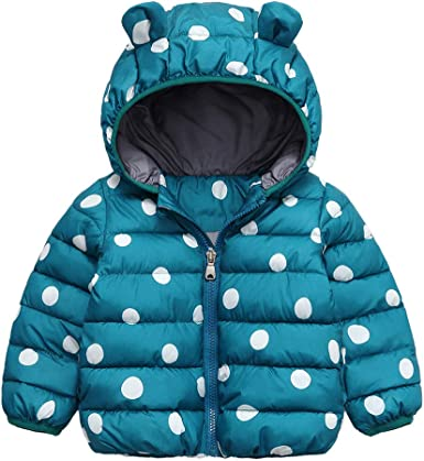 2019 Kids Baby Toddler Boys Thicken zipper Hooded Outerwear Jacket warm clothes