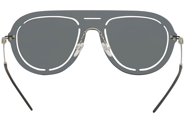 58798fa7c45 EMPORIO ARMANI Men s 0EA2057 30154Z 41 Sunglasses