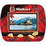 Walkers 28.2oz Pure Butter Shortbread Assortment Tin Can