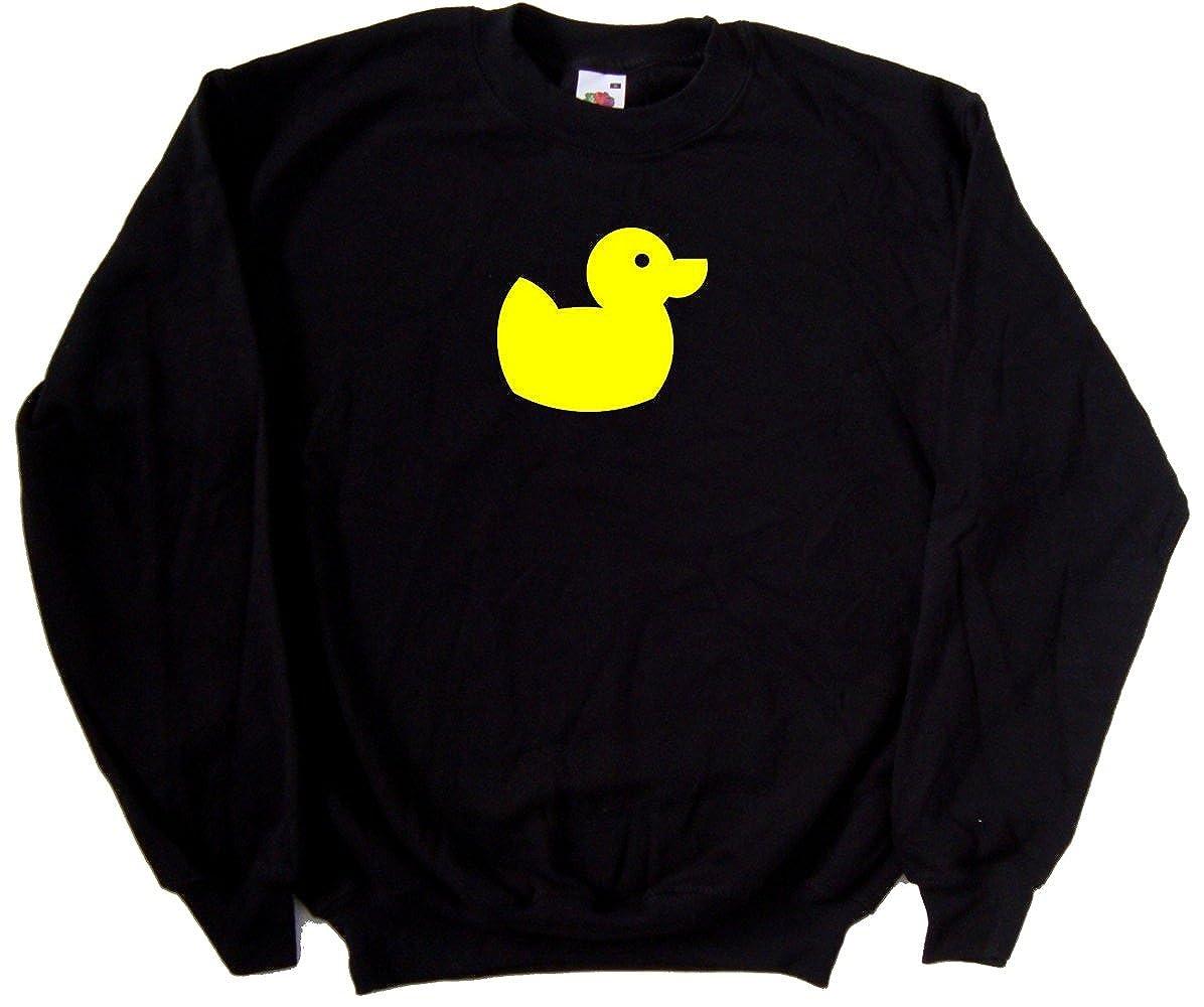 Rubber Ducky Black Sweatshirt