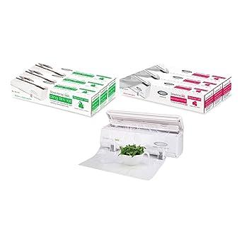 SPEEDWRAP Film 300 Paquete de papel de aluminio