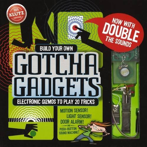 Klutz Build Your Own Gotcha Gadgets Craft Kit