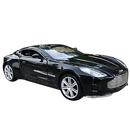 Amazoncom Car Toys Black Aston Martin Model Car Toys Games - Black aston martin